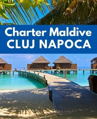 Charter Maldive din Cluj