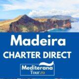 Rezervari sejur charter Madeira, Portugalia. Zbor direct din Bucuresti