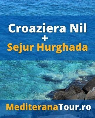 croaziera pe Nil si sejur Hurghada